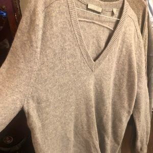 Long sleeve boy friend sweater
